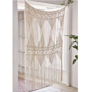Macrame Curtain - Wall Hanging  - Wedding Backdrop